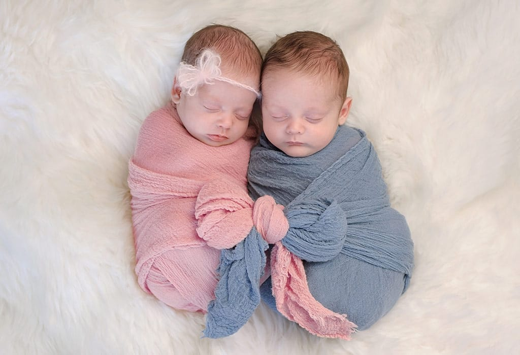 Newborn Twins and Pediatric Chiropractic Habits