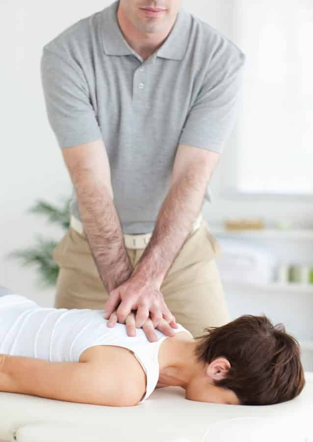 Sports Chiropractic Adjustments