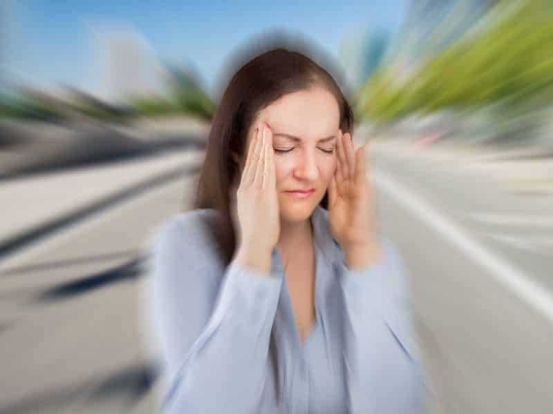 Migraines Causing Dizziness and Blurriness